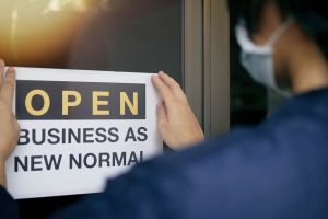 Australian Businesses getting back to business